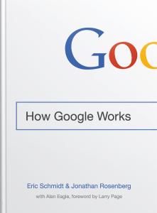 HowGoogleWorks
